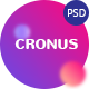 CRONUS - Corporate Business and Agency PSD Template