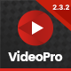 VideoPro - Video WordPress Theme - ThemeForest Item for Sale