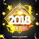 2018 NYE Party Flyer
