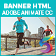 Summer Sales Fitness - HTML Soft Adobe Animate CC