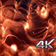 Red Particles Flowing - VideoHive Item for Sale