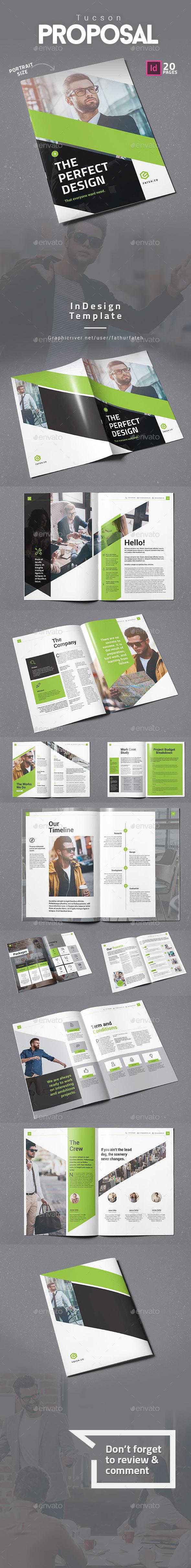 GraphicRiver Tucson Proposal 20950815