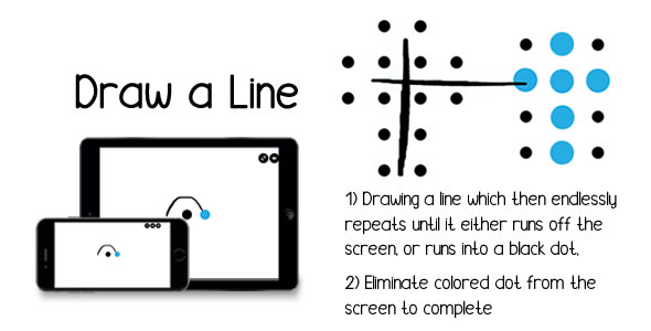 Draw a Line - HTML5 Game - CodeCanyon Item for Sale