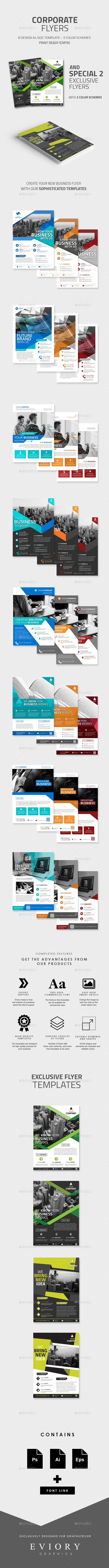 GraphicRiver Flyers 20906538