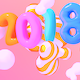 2018 New Year Blob - VideoHive Item for Sale