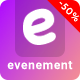 Evenement - Event & Conference WordPress Theme