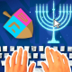 Happy Hanukkah Greetings - VideoHive Item for Sale