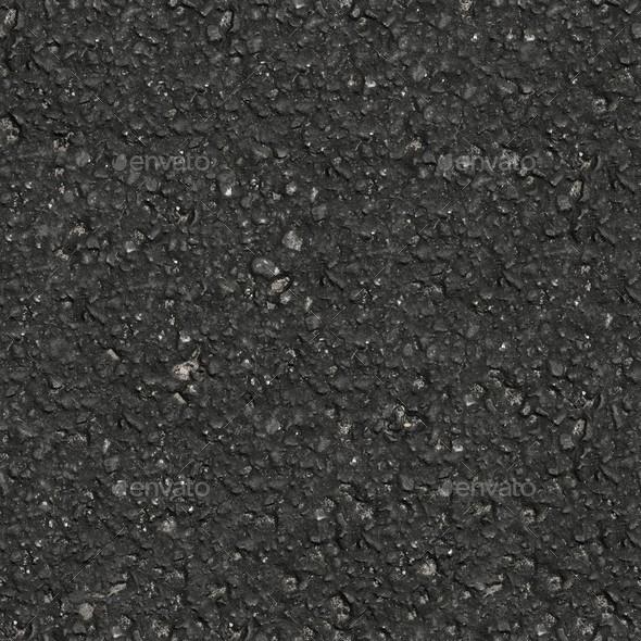 Asphalt Seamless Texture Set Volume 2 - 3DOcean Item for Sale