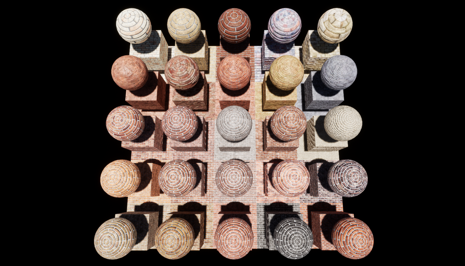 Brick Console Materials Package Volume 2