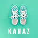 Kanaz - Multi Store Responsive WordPress Theme
