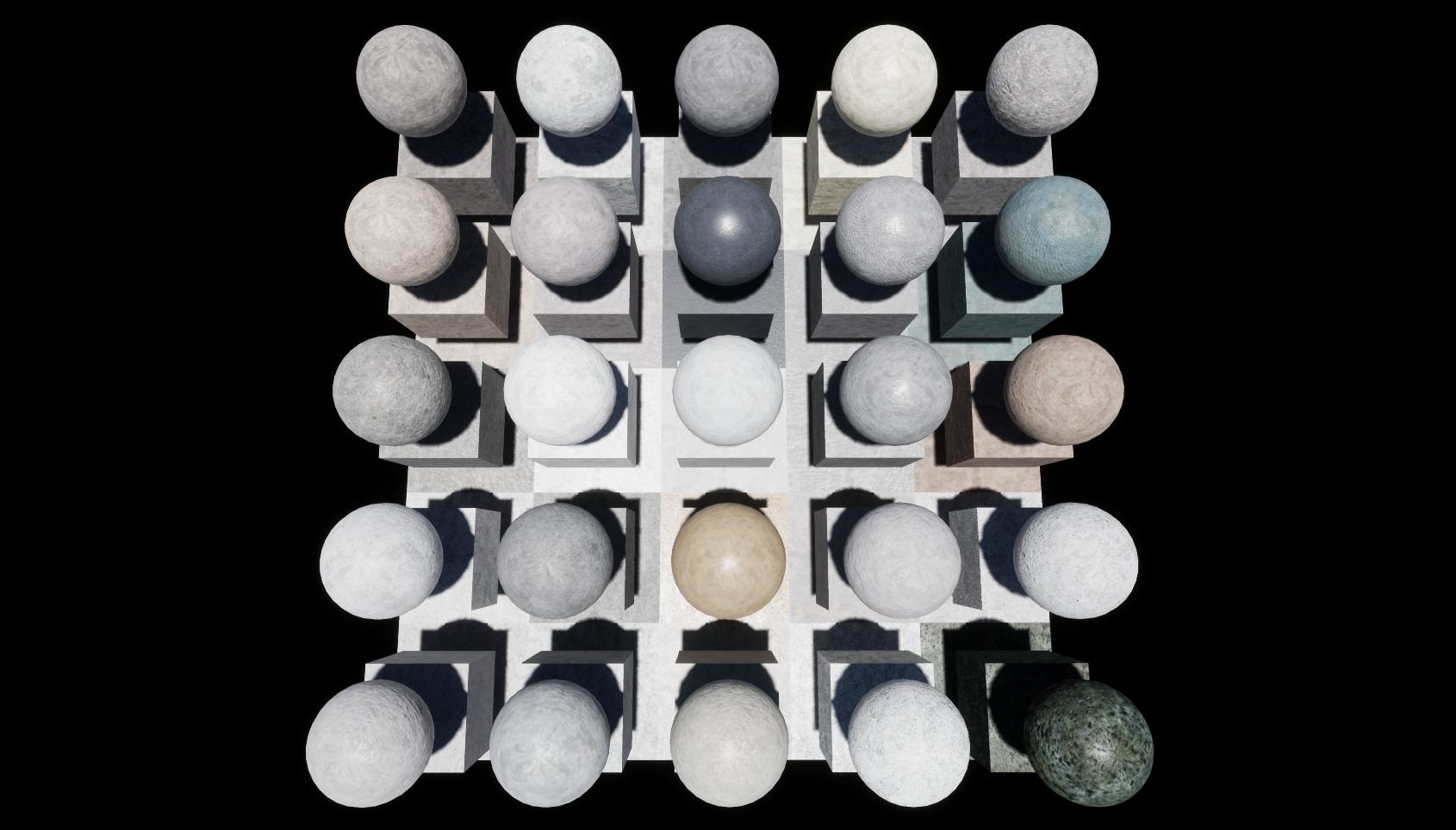 Concrete Console Materials Package Volume 2