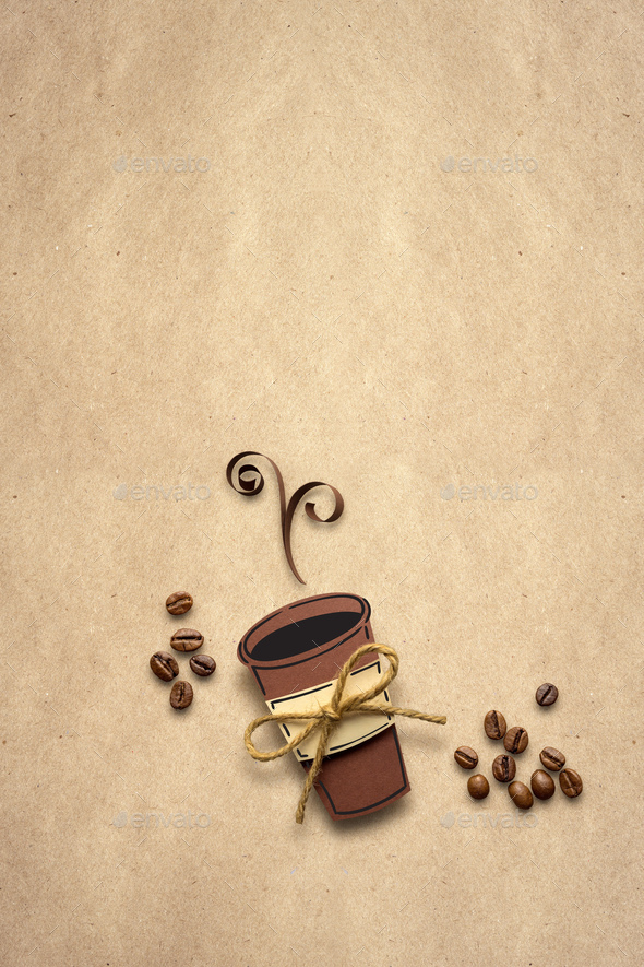 Hot drink. - Stock Photo - Images