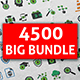 4500 Big Bundle Icons