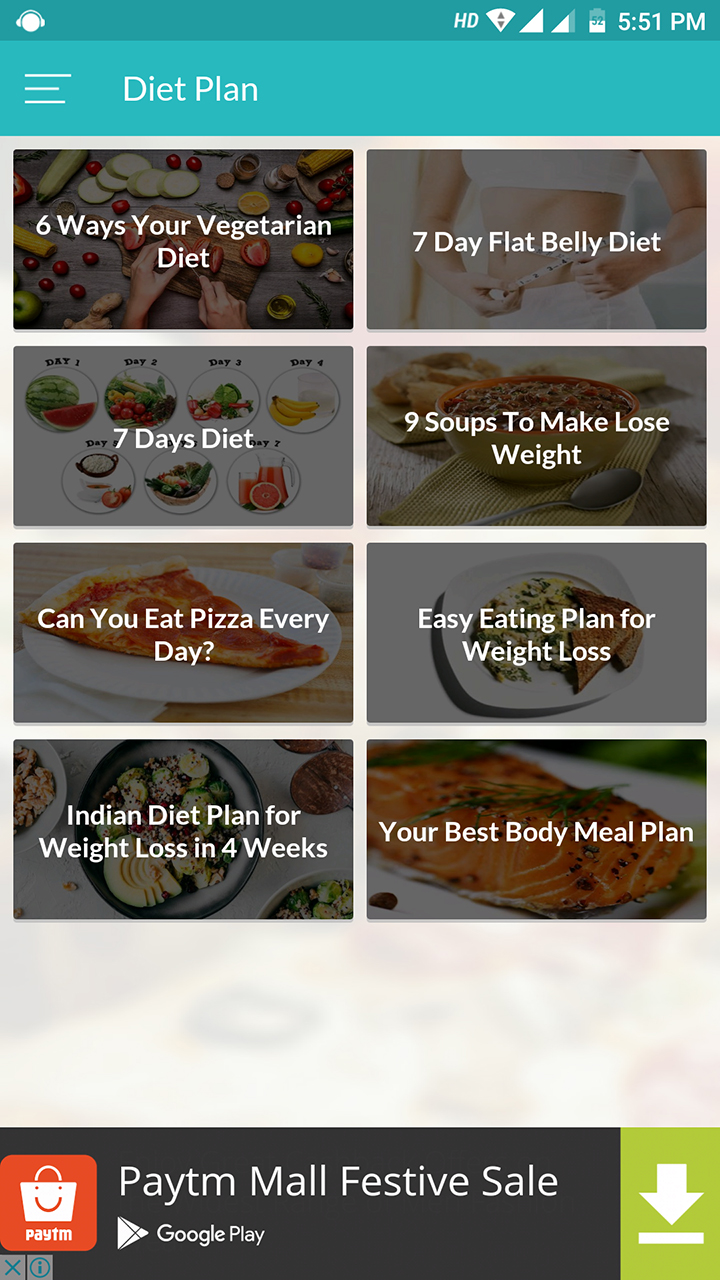 Diet plan while training half marathon