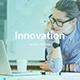 Innovation Company Business Google Slide Template