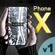 PhoneX Mockup Series1 - GraphicRiver Item for Sale