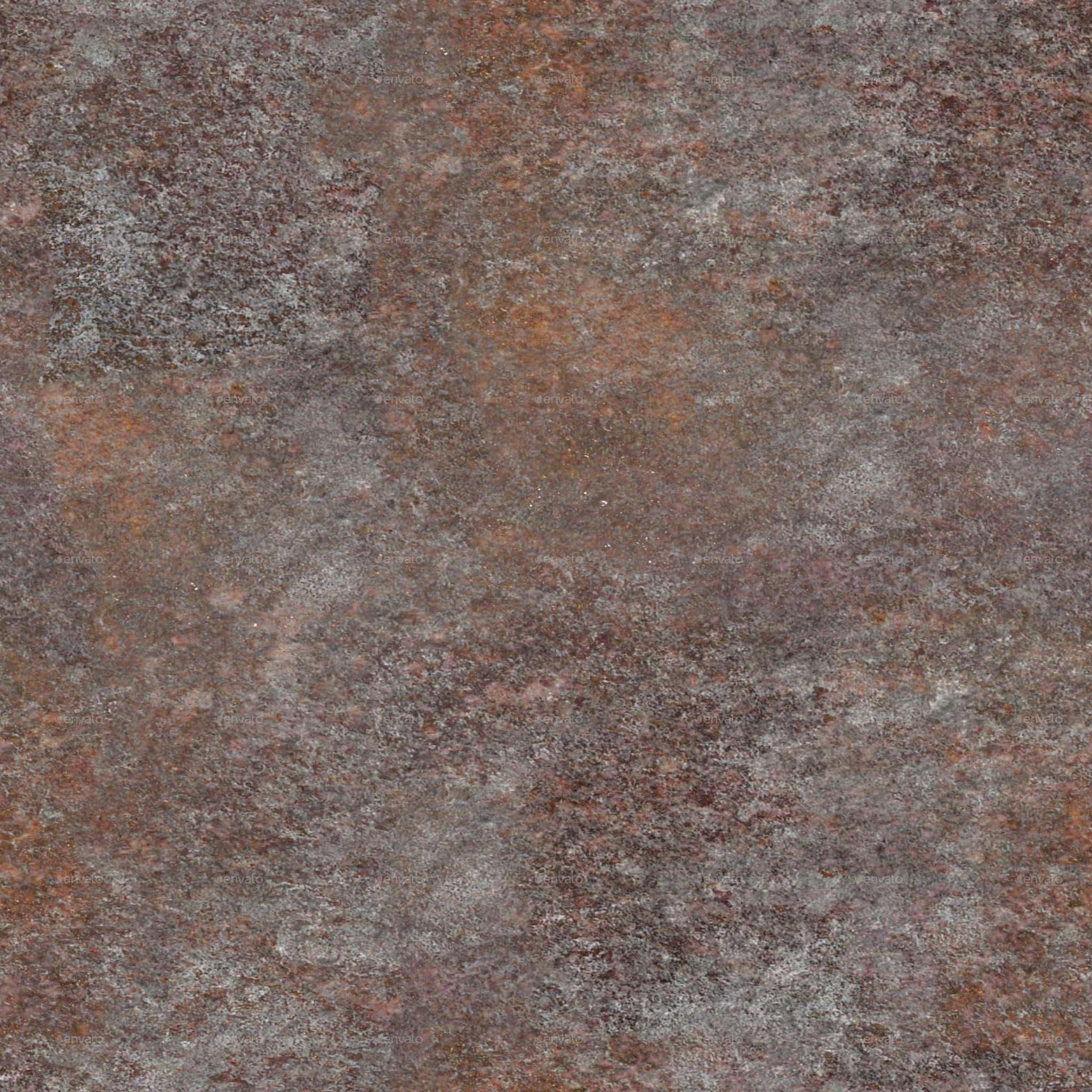 Rusty Metal Seamless Texture Set Volume 1 by ...  Rusty Metal Sea...
