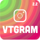 VTGram - Instagram Tool For Marketing خرید و دانلود