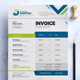 Invoice Design Template - GraphicRiver Item for Sale