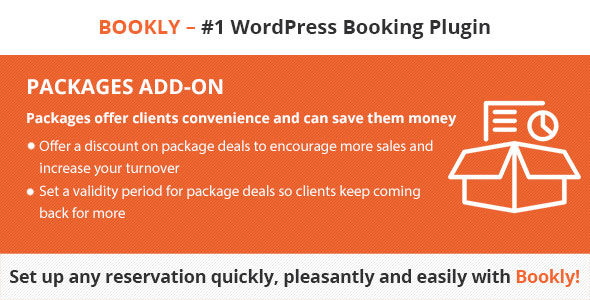 Bookly Packages (Add-on) - CodeCanyon Item for Sale