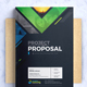 Project Proposal Template | MS Word Business Proposal
