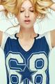 Portrait of sport girl