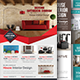 Interior Design Flyers Bundle