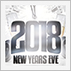 White New Years Eve Party - GraphicRiver Item for Sale