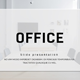 Office Minimal Google Slide