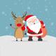 Christmas Holidays Logo