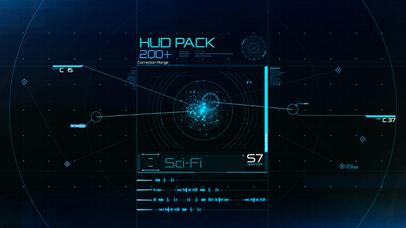 VideoHive HUD Pack 20953595