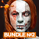 Scary Bundle Photoshop Action - GraphicRiver Item for Sale