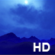 Night Moon Sky - VideoHive Item for Sale