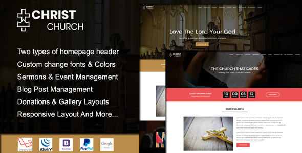 Download Source code              Christ Church Laravel Script            nulled nulled version