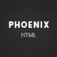 Phoenix - Services HTML Template