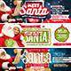 Meet Santa Facebook Cover Bundle