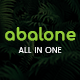 Abalone Creative Multi-Purpose PSD Template