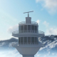 Control Tower in Daylight - VideoHive Item for Sale