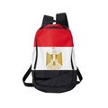 Backpack with flag of Egypt
