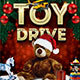 Toy Drive Party Poster