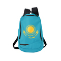 Backpack with flag of Kazakhstan