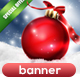 Christmas Banner Set v2 - GraphicRiver Item for Sale
