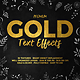 Gold Text Effects Bundle - GraphicRiver Item for Sale