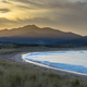 Beautiful Waikawau Bay Sunset New Zealand - PhotoDune Item for Sale