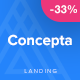 Concepta - SaaS, Software, WebApp & Services Template