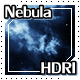 Nebula Space Environment HDRI Map 008