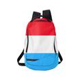 Backpack with flag of Luxembourg