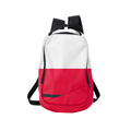 Backpack with flag of Poland