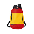 Backpack with flag of Spain