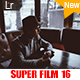 Super Film 16 Lightroom Presets + Toolkit
